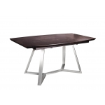 Обеденный стол SOHO-160 BROWN STONE