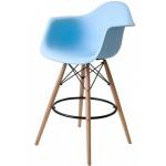 Барный стул EAMES DAW Голубой