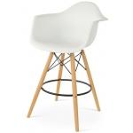Барный стул EAMES DAW Белый