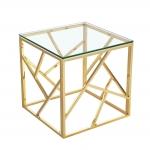 Журнальный столик золотой GY-ET2051214GOLD