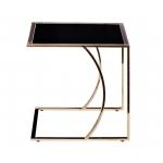 Журнальный столик приставной 13RXNT5076L-GOLD