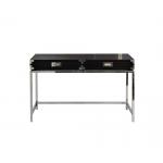 Стол письменный черный 46AS-D4084-BL