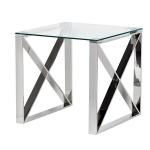 Журнальный столик квадратный 47ED-ET008