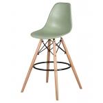 Барный стул EAMES DSW LMZL-PP638G Мятный
