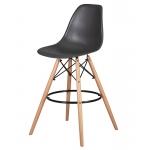 Барный стул EAMES DSW LMZL-PP638G Темно-серый