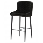 Барный стул LML-8297 CHRISTIAN Черный