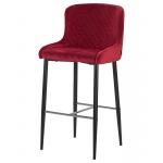 Барный стул LML-8297 CHRISTIAN Бордовый