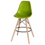 Барный стул EAMES DSW LMZL-PP638G Салатовый