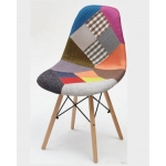 Стул MODERN-623C PATCHWORK (EAMES MAJOR)