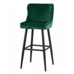 Барный стул СТИТЧ Изумрудный