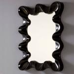 Зеркало PU173 Черное