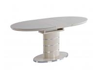 Обеденный стол LUNA-140 Ваниль