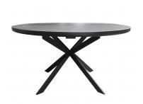 Обеденный стол ASTRA Керамика DARK GRAY