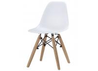 Детский стул JERRY белый
