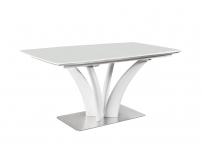 Обеденный стол ORCHIDEA 140 Белый