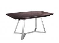 Обеденный стол SOHO-140 BROWN STONE