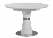 Обеденный стол ROUND Белый