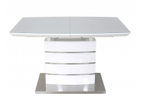 Обеденный стол MARS 120 Белый