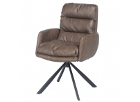 Кресло VILMAR BROWN (коричневое)