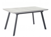 Обеденный стол DAKAR 120 Серый/Крем