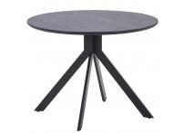 Обеденный стол MARTA Черный