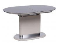 Обеденный стол OMEGA/FC 120 Белый / Серый