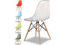 Стул EAMES DSW Clear