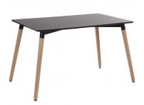 Обеденный стол LINK Черный