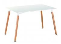 Обеденный стол LINK Белый
