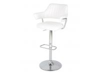Барный стул Наварро Белый