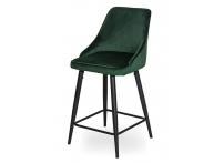 Полубарный стул Симона Лоу WY-21L Зеленый
