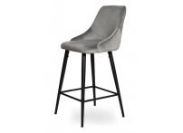 Полубарный стул Симона Лоу WY-21L Серый