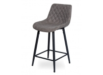 Полубарный стул КУАЛА WY-25 Серо-коричневый