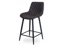 Полубарный стул КУАЛА WY-25 Темно-серый