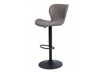 Барный стул МАРИО WY-26 Серо-коричневый