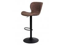 Барный стул МАРИО WY-26 Орехово-коричневый