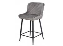 Полубарный стул КОМФОРТ WY-27 Серый
