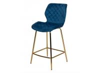 Полубарный стул МЕРСИ WY-28 Синий