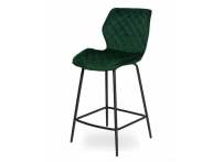 Полубарный стул МЕРСИ WY-28 Зеленый