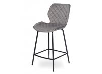 Полубарный стул МЕРСИ WY-28 Серый