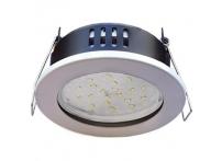 Встраиваемый светильник GX53 с влагозащитой IP65 H9 белый