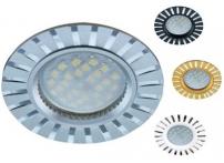 Встраиваемый штампованный потолочный светильник под лампу MR-16 DL3183