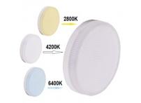 Лампа светодиодная Ecola LED premium GX53 7W матовая с изменяемой цветовой температурой