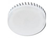 Лампа светодиодная Ecola standart GX53 8,5W 2800K матовое стекло