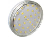 Лампа светодиодная Ecola Light GX53 6W прозрачная