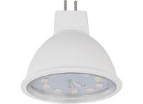 Лампа светодиодная Ecola Light MR16 5W прозрачная