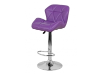 Барный стул АЛМАЗ Фиолетовый