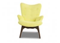 Кресло DC-917 Желто-лимонное