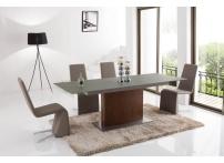 Обеденный стол HT-2156 светлый орех