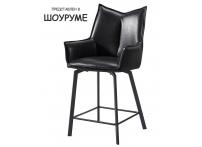 Полубарный стул SOHO Black